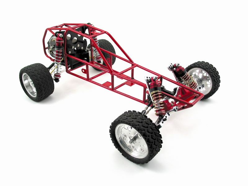 RC10 Tube Frame